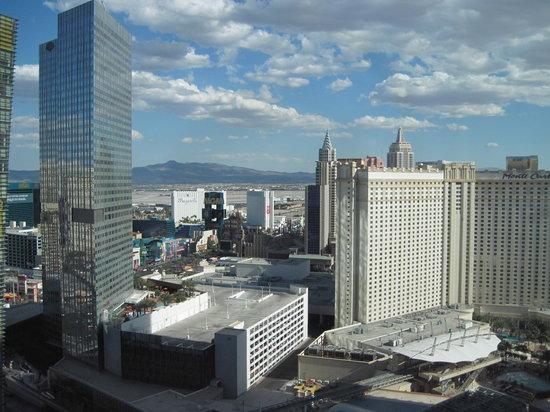 Casino at Aria Resort: room 30148
