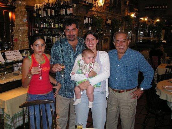 La Mamma Rosa: Mi cumple en familia