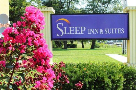 Sleep Inn and Suites : Hotel Grounds