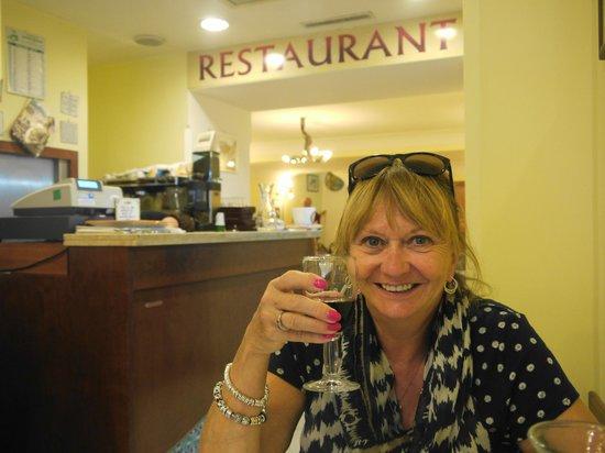 La Galea: nice wine