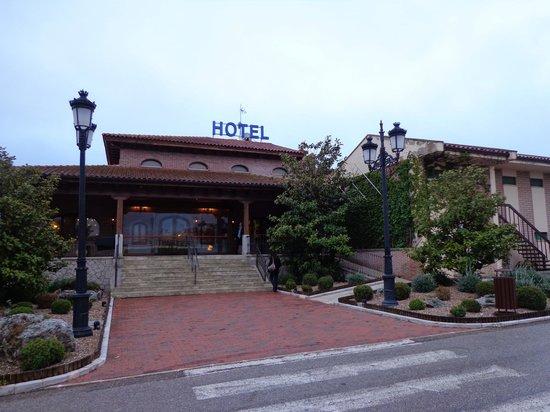 Hotel Tudanca-Aranda II: Hotel