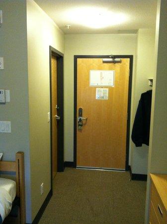 UBC Okanagan Campus: View of entry