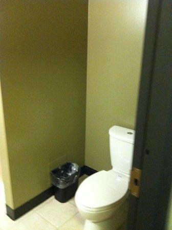 UBC Okanagan Campus : Another bathroom view