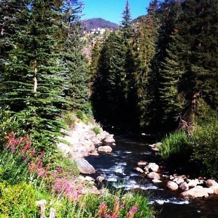 Vail Recreation Path: beautiful scenery
