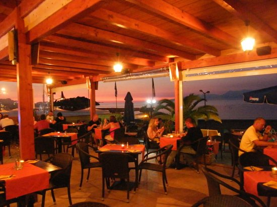 Sunset Restaurant Corfu Restaurant Reviews Phone