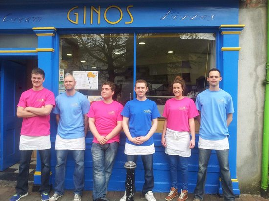 Ginos Waterford