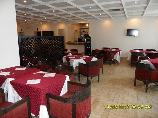 Hotel Le Pacha: le restaurant