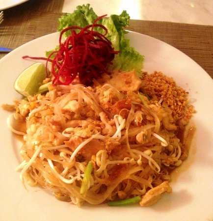 Panlaan Thai on the Bay: my dish