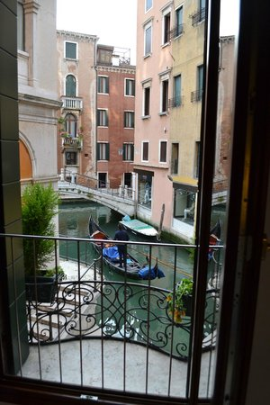Residence Corte Grimani: The view from our room