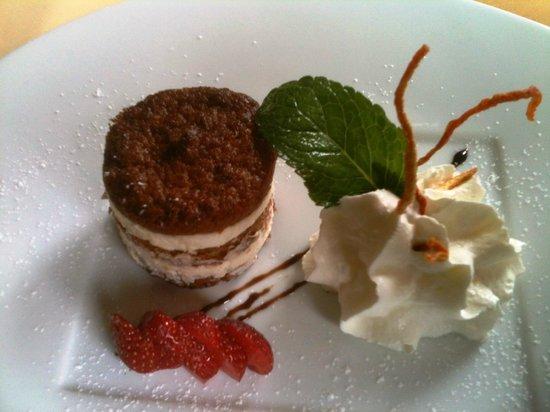 Restaurant Muehle: Dessert