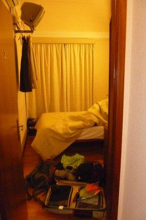 Grande Oceano Guest House: La photo de notre chambre, prise du hall