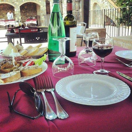 Agriturismo Il Colombaio: sole e ottimo cibo