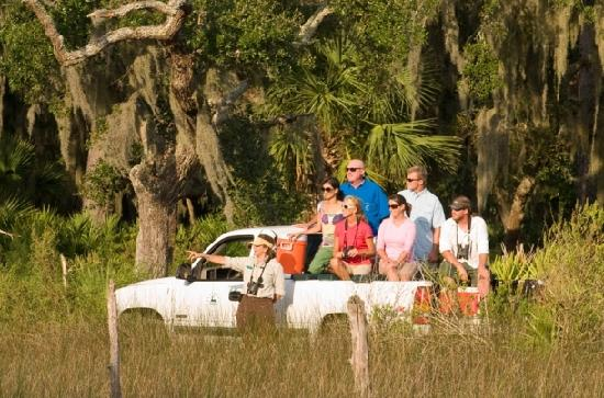 Golden Isles of Georgia, Georgien: Little St. Simons Island offers guest activities ranging from guided nature walks through the an