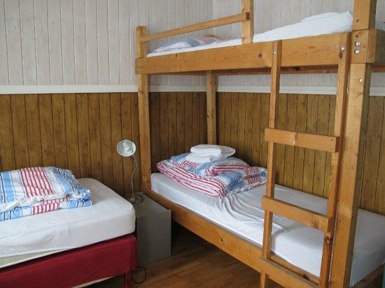 Aurora Guesthouse: Room