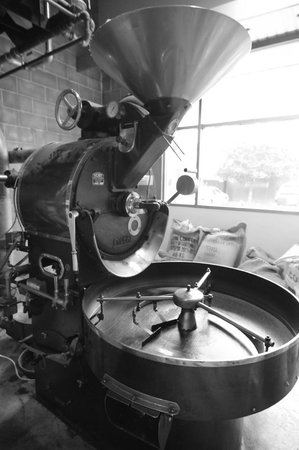 Black Oak Coffee Roasters: Over 50 years old and still going strong. Our beloved coffee roaster.