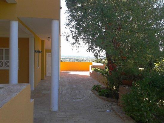 Montinho de Ouro: Hotel