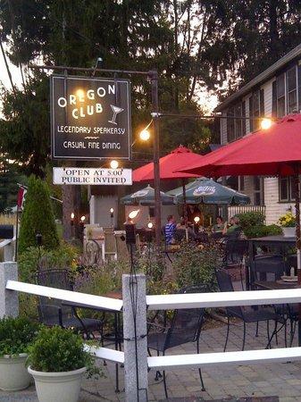 The Oregon Club