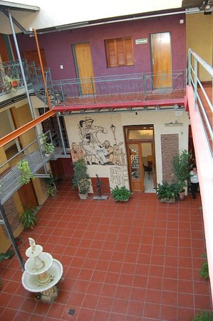 Hotel Parada: Área de recepción y habitaciones