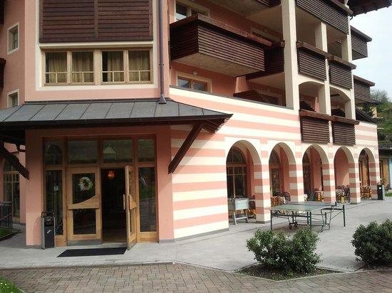Adriana Family Hotel: esterno albergo 1