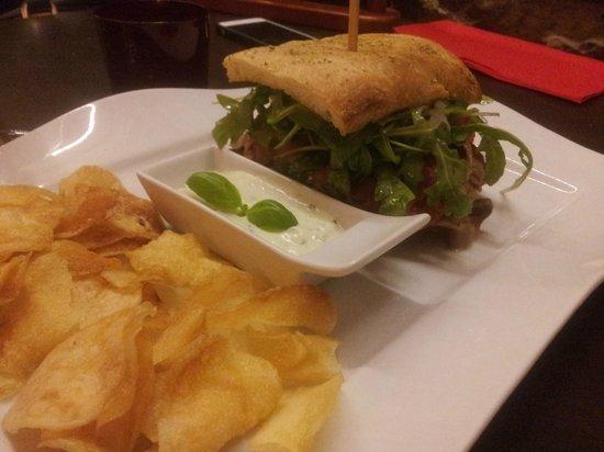 Bellini : burger