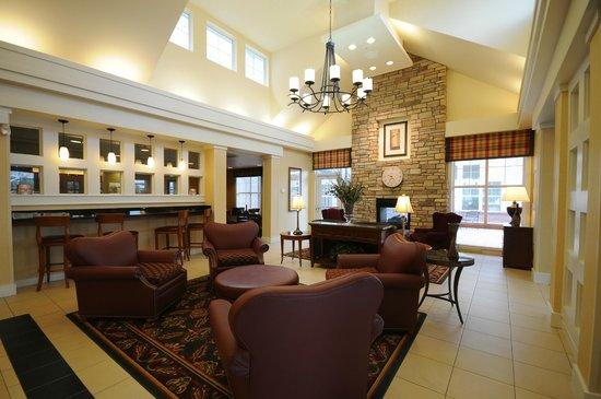 Residence Inn Denver Airport : Lobby