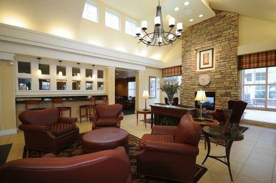 Residence Inn Denver Airport : Hotel Lobby