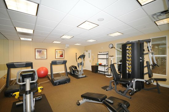 Residence Inn Denver Airport: Excerise Room