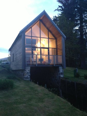 Ardanaiseig Hotel: The Boatshed