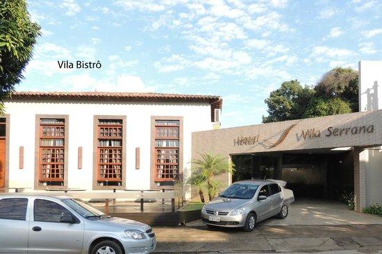 Hotel Vila Serrana