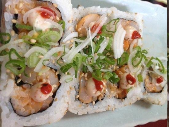 Yamamoto Restaurant: spicy callo