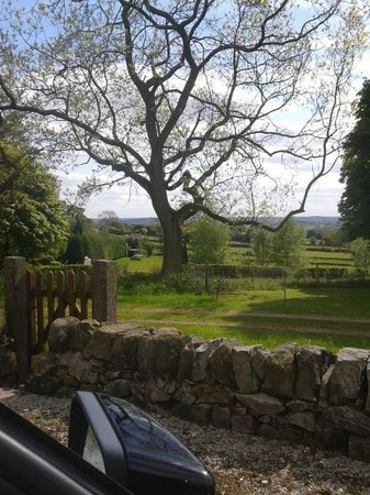 Shawgate Farm Guest House: View from front of guest house