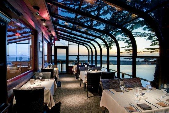 River's End Restaurant: Solarium