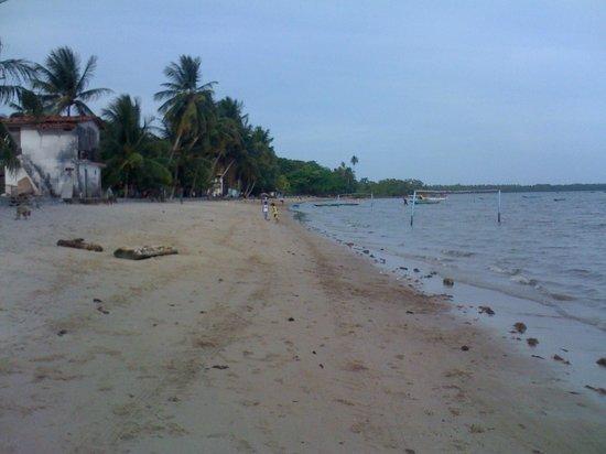 Ilha de Boipeba, BA: Praia Cova da Onça - Boipeba