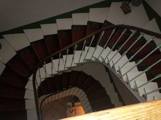 Hotel le Majestic : scale