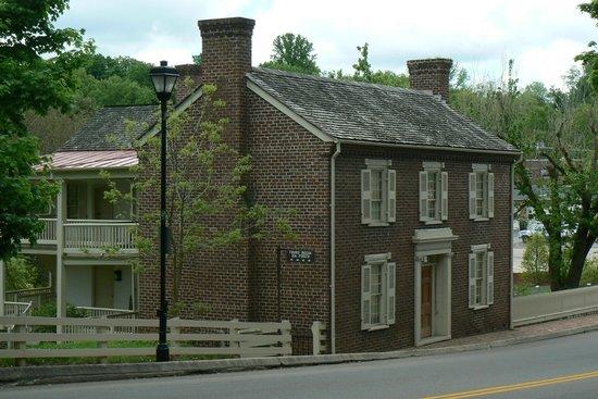 Andrew Johnson National Historic Site: Andrew Johnson Home