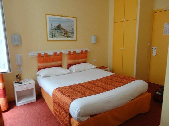 Hotel Le Nautilus : Double room