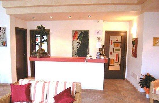 Marinetta Bed & Breakfast: reception
