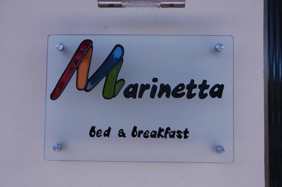 Marinetta Bed & Breakfast: logo b&b