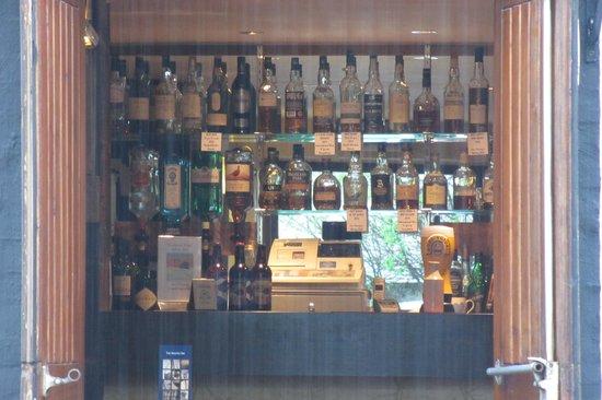The Hightae Inn: Whisky Galore