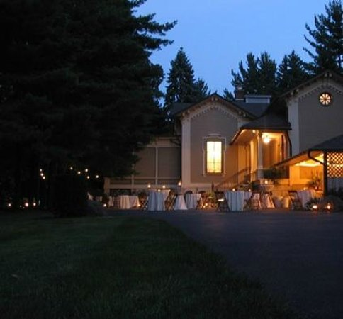 The Historic Homestead : Imagine your special event at The Homestead!