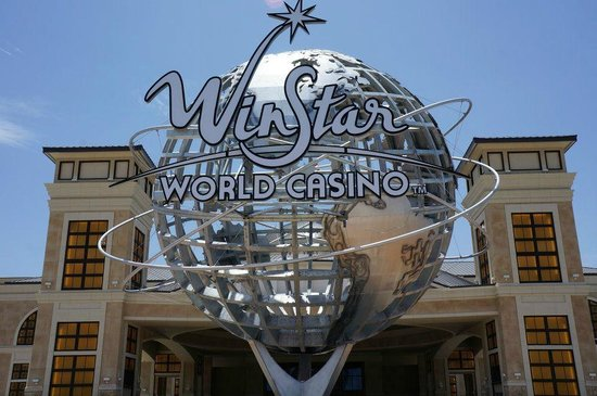 Thackerville, Оклахома: WinStar World Casino and Resort
