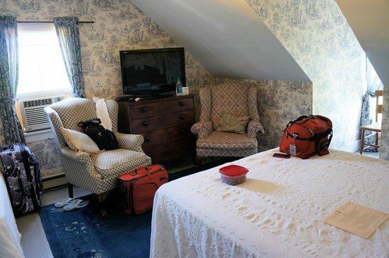 The Garrison House Inn: 2 Queen Bedroom