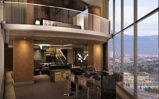 M Resort Spa Casino: A Loft Suite