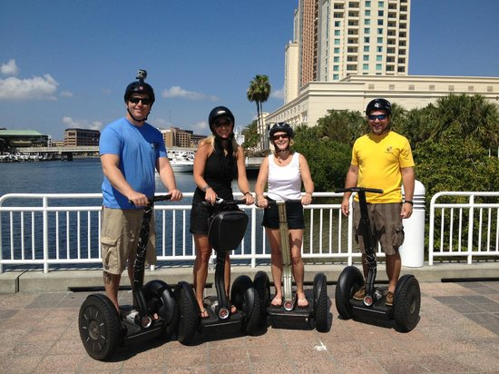 Magic Carpet Glide: Segway Tour