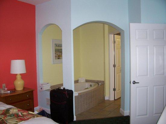 Festiva Orlando Resort : The jacuzzi!!! Loved that!