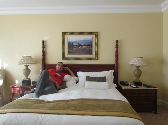 The Table Bay Hotel: Quarto