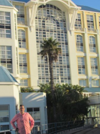 The Table Bay Hotel: Panoramica