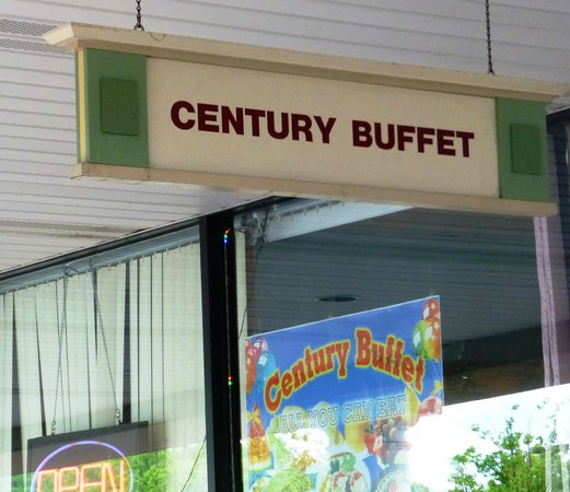 Different Angle  - Picture Of Century Buffet, Bristol - Tripadvisor