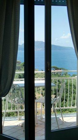 Hotel & Spa Francischiello Bellavista : camera fronte mare