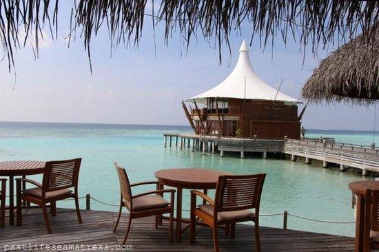 Baros Maldives: Baros Cayenne Restaurant